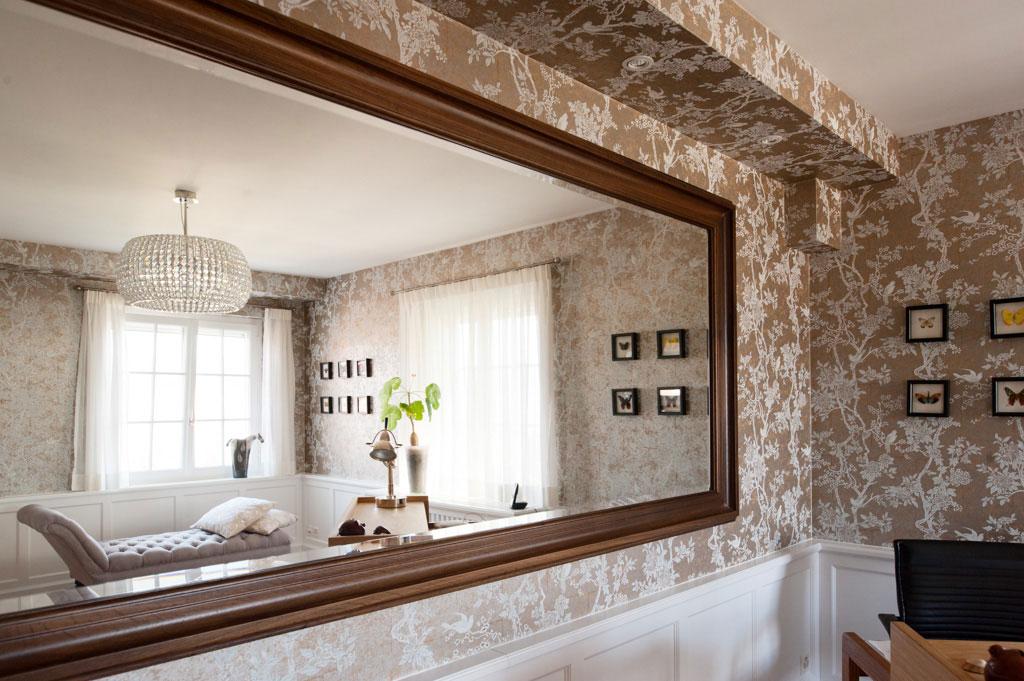 florale tapetenmuster. Black Bedroom Furniture Sets. Home Design Ideas